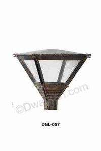 Parimal Cast Iron Light Fitting