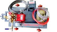 Electric Hydro Test Pump 35 Bar