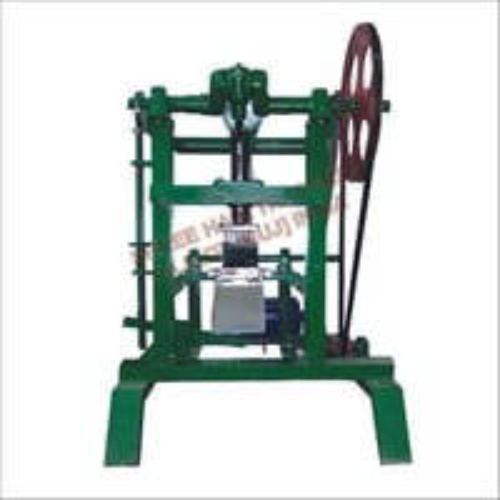 Camphor (Kapoor) Tablet Making Machine