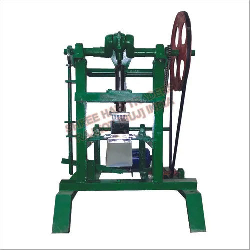 Camphor (Kapoor) Tablet Making Machine