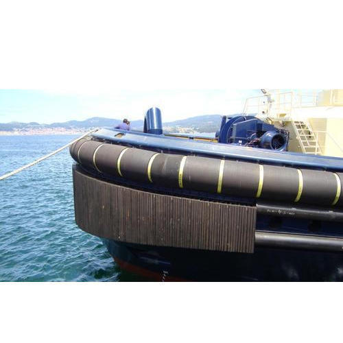 Hollow Tug Boat Rubber Fender