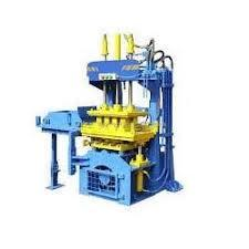 Paver Block making Machine With Double Cavity