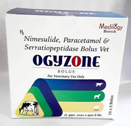 Nimesulide, Pracetamol & Serratiopeptidase