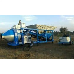 Concrete Batching Plant & Machinary