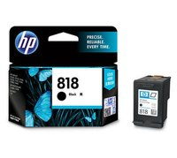 HP 818 BLACK INK CARTRIDGE (CC640ZZ)