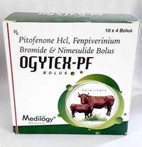 Pitofenone Hcl, Fenpiverinium Bromide & Nimesulide