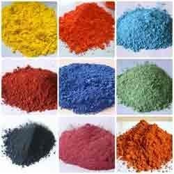 Oxide Cement Colours