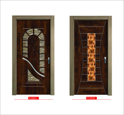 Digital Laminated Door