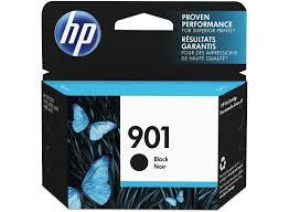 HP 901 BLACK INK CARTRIDGE (CC653AA)