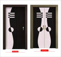 Matel & Texcher Laminated Door