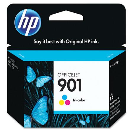 HP 901 COLOR INK CARTRIDGE (CC656AA)