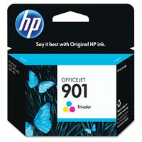 HP 901 COLOR INK CARTRIDGE (CC656AA)
