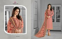 Ladies Embroidery Work Suits
