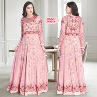 Long Anarkali Designer Suits