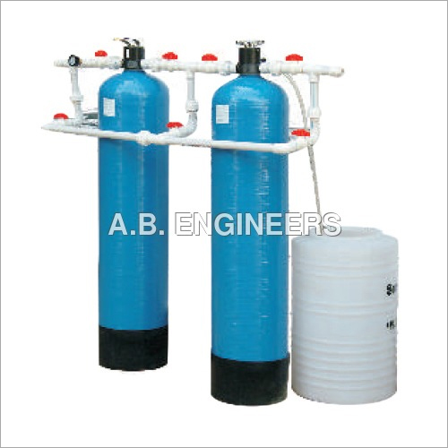 WATER SOFTENERS/SAND FILTERS