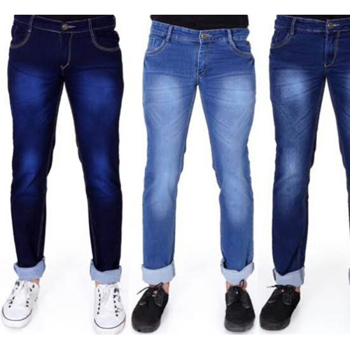 Skin Fitted Jeans