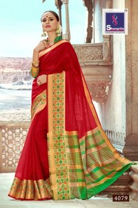 Indian Handloom Sarees Collection