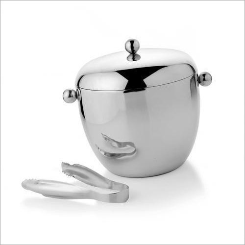 Stainless Steel Insulated Ice Bucket