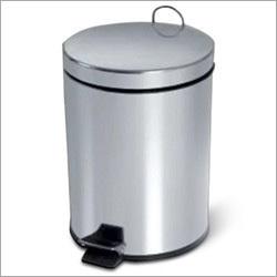 Stainless Steel Padle Dustbin