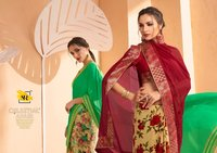 Daily Wear Printed Sarees