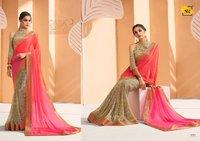 Daily Wear Printed Sarees