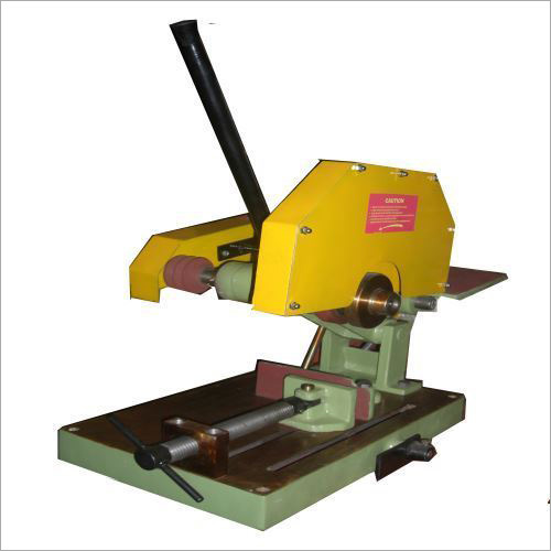 Industrial Chop Saw Machine