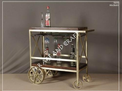 Wine Serve Trolley