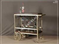 Wine Serve Trolley