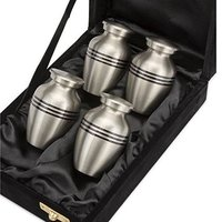 Pewter Cremation Keepsake Urn