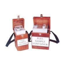 Petrol sample kit