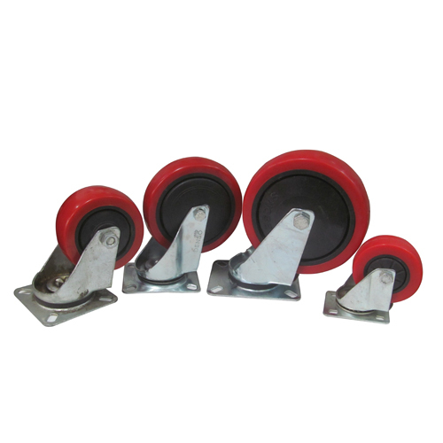 PVC Trolley Wheels