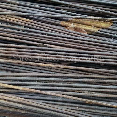High Strength Deformed Steel Bars for Concrete Reinforcement