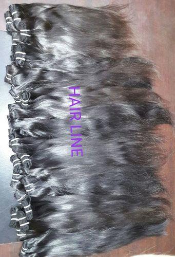 black wavy