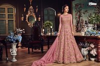 NED HEAVY  EMBROIDERY ANARKALI SALWAR SUITS
