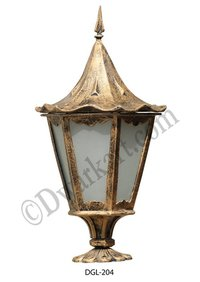 Nosham Cast Iron Gate Light