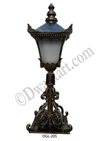 Wilson Cast Iron Gate Light