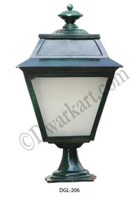 Christy Cast Iron Gate Light