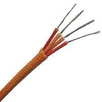 Fiberglass Insulated Thermocouple Cable