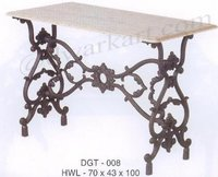 Tripti Cast Iron Garden Table