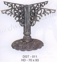 Antonio Cast Iron Garden Table