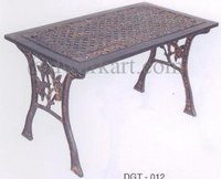 Rivoli Cast Iron Garden Table