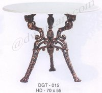 Amazon Cast Iron Garden Table