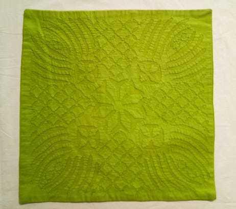 Fancy Silk Cushion Cover