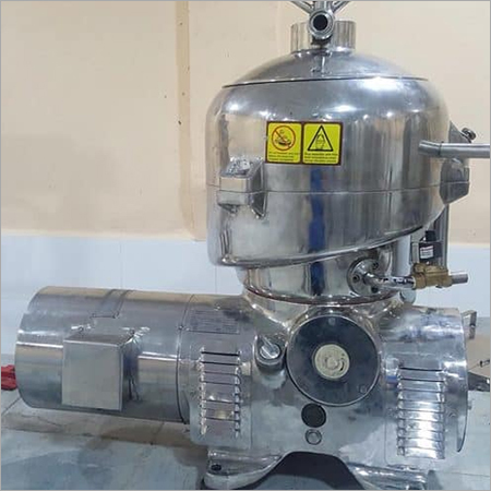 Degumming machine/separator