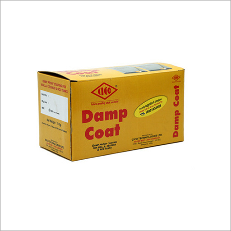 Damp Proof Coatings
