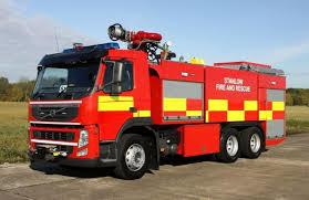 Foam Fire Tender