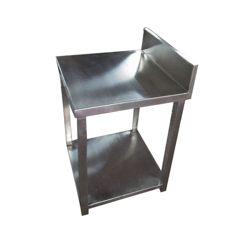 Cake Display Counter Square Glass