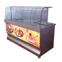 Paani Puri Counter