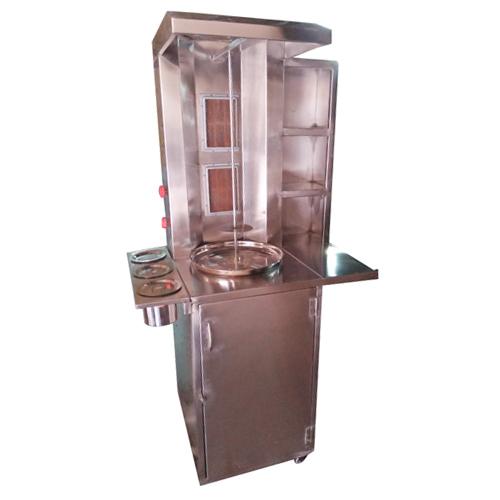 Steel Shawarma Machine