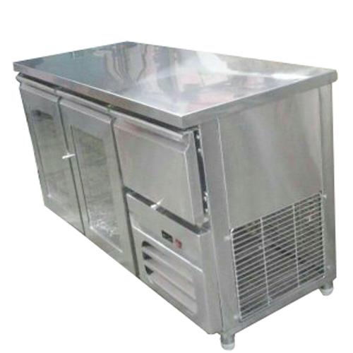 Glass Door Refrigerator